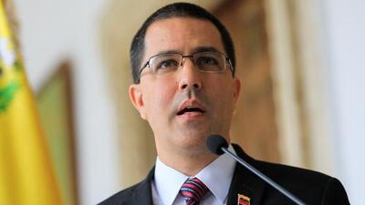 """Jorge Arreaza arremetió contra Trump por llamar a Maduro """"marioneta"""" en la Asamblea General de la ONU"""