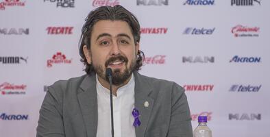 Amaury Vergara, dueño de Chivas, confirma que tuvo COVID-19