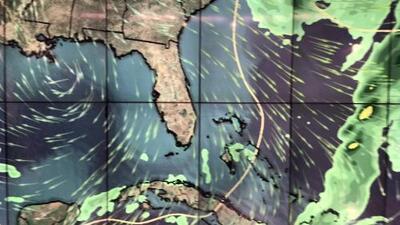 Nuevo sistema de mal tiempo formándose en el Atlántico tiene 50 % de posibilidades de ser ciclón