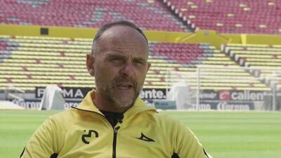 Javier Torrente asegura que Monarcas siempre tendrá entrega y sacrificio en todos los partidos
