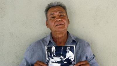 Muere el inmigrante mexicano que sostuvo a Robert Kennedy en el momento que fue asesinado en 1968