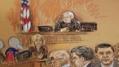 Pese a las numerosas pruebas y los 56 testimonios en contra, aún no hay un veredicto en el caso de 'El Chapo' Guzmán