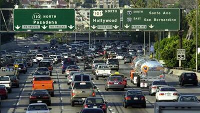 La administración Trump reducirá las exigencias de control de las emisiones de autos en el país