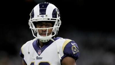 Brandin Cooks, bendecido de volver al Super Bowl, esta vez con los Rams