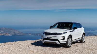 Probamos la nueva Range Rover Evoque 2020