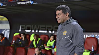 """Luis Fernando Suárez: """"Estoy tranquilo y no pienso irme"""""""