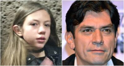 Así ha crecido la hija de Jorge Salinas con la que el actor no convive