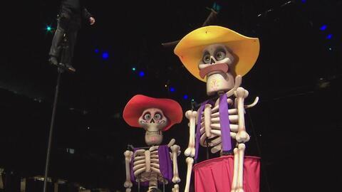 Disney On Ice llega a Houston con su nuevo show 'Coco', como un homenaje a la cultura mexicana
