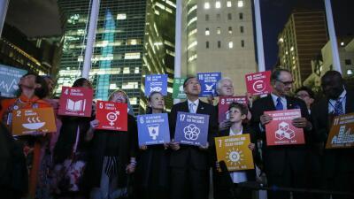 Diálogo Global de Líderes en Nueva York