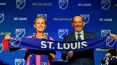Es oficial: la ciudad de St. Louis tendrá un equipo de Major League Soccer
