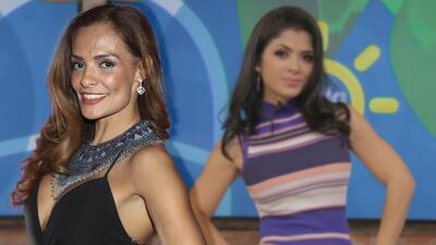 Ante los ataques de su madre, Alma Cero sale en defensa de Kimberly Flores (la nueva esposa de su ex Edwin Luna)