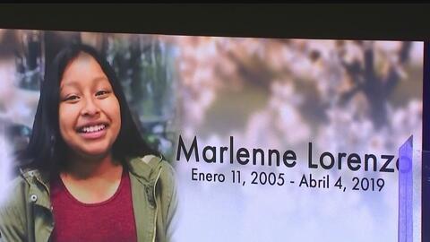 Homenaje en el sur de Los Ángeles a niña que murió atropellada cuando iba para la escuela junto a su hermana