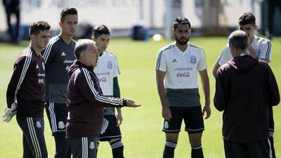 Martino revela convocatoria del Tri hacia Nations League
