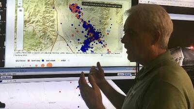 Hay bajas posibilidades de que se registre otro sismo de magnitud 7.1 o superior en el sur de California, según expertos