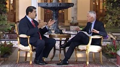 Equipo periodístico de Univision Noticias narra cómo transcurrió la entrevista entre Jorge Ramos y Nicolás Maduro