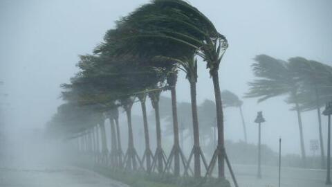 ¿Cómo funciona la escala de huracanes?