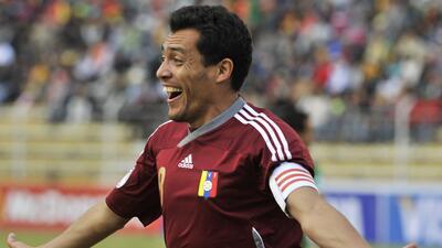 Juan Arango le dice adiós a la selección de Venezuela