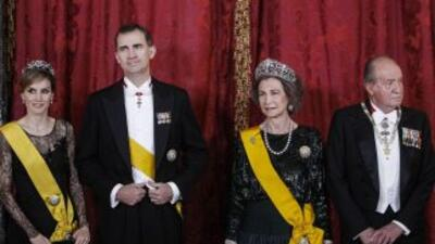 Cómo queda la monarquía española ahora