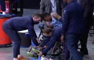 Escalofriante lesión de tobillo de Ja Morant