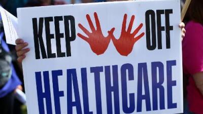 Seis preguntas sobre el proyecto de ley de salud con el que se quiere reemplazar Obamacare
