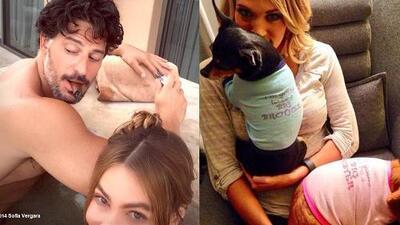 GYF digital: Sofía disfruta a plenitud con Manganiello y Carrie Underwood está embarazada