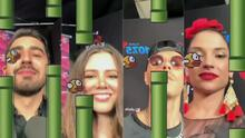 Retamos a Joss Favela, Jesse, Joy y Natalia Jiménez a probar sus habilidades en este videojuego