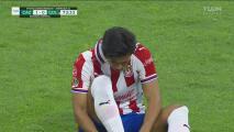 ¡Por poco llega el empate de Chivas! JJ Macías intenta con un fogonazo