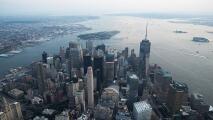 Nueva York le da la bienvenida a este lunes con tiempo seco y condiciones mayormente nubladas