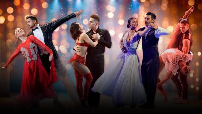 Por estos bailes, llegaron a la final de Mira Quién Baila All Stars