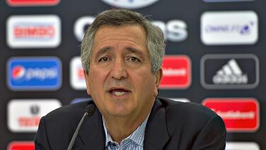 Vergara responsabiliza al 'Potro' Gutiérrez del fracaso del Tri Olímpico