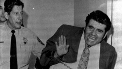 Muere Juan Corona, el hombre que mató a 25 personas en California
