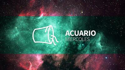 Acuario - Miércoles 26 de agosto: Explorarás nuevos horizontes