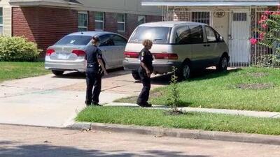 Reportan una persona muerta en un tiroteo al sureste de Houston