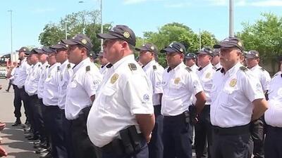 El Salvador se suma a la lucha por contener la migración con el despliegue de su propia patrulla fronteriza