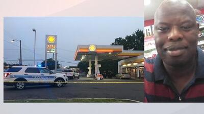 Asesinan durante presunto robo a empleado de gasolinera en Charlotte