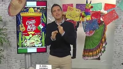 Tener un 5 de mayo saludable sí se puede con estos nutritivos consejos de Alejandro Chabán