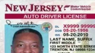 El estado de Nueva jersey está bajo presión para aprobar tarjetas de identificación