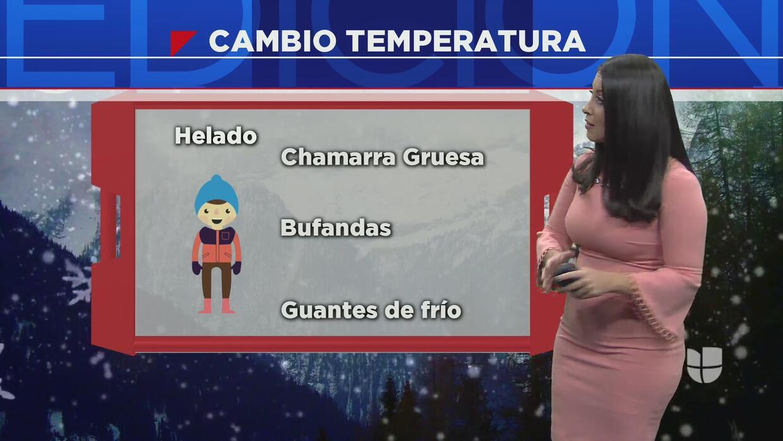 Se espera un descenso en las temperaturas en San Antonio - Univision