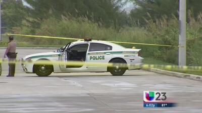 Buscan a madre e hija hispanas desaparecidas en un lago cerca de un centro comercial en Miami