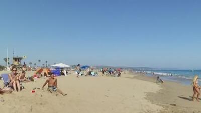 Departamento de Parques de California se prepara para la visita de cientos de turistas a las playas durante el verano