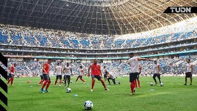 Rayados con cinco cambios, Tigres con uno para Clásico Regio