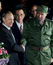 En fotos: Los viajes (y las alianzas) de Vladimir Putin en América Latina