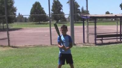 Roban bodega de un equipo de béisbol infantil en Winton