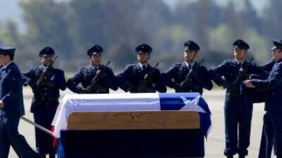 Dos días de duelo nacional en Chile por accidente aéreo