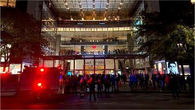 Falsa alarma obliga a evacuar parcialmente el edificio de CNN en Nueva York
