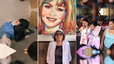 "La mamá de Jenni Rivera pide que no le donen ""cochinadas"""