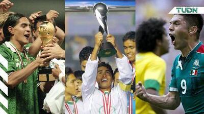 México nunca ha perdido una Final con Brasil