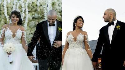 Las bodas más románticas de la música: Nicky Jam, Gloria Trevi y Julión Álvarez