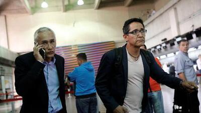 """""""Creen que nos pueden callar, pero no es así': Jorge Ramos habla del material confiscado por Maduro"""