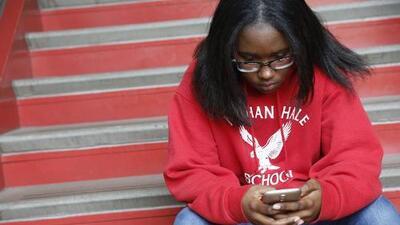¿Crees que sabes lo que tu hijo hace con su teléfono inteligente o su tableta?